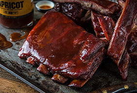 BBQ Sweet & Smoky Ribs